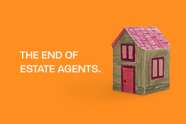 The end of estate agents.