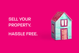 Sell your property. Hassle free.